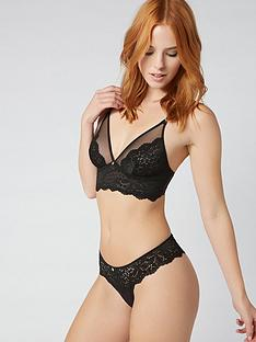 boux-avenue-daisy-plunge-bra-black