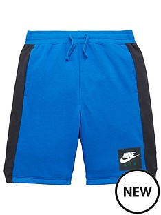 nike-older-boys-air-short-bluenbsp