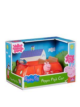 Peppa Pig Peppa Pig Peppa Pig'S Car Picture