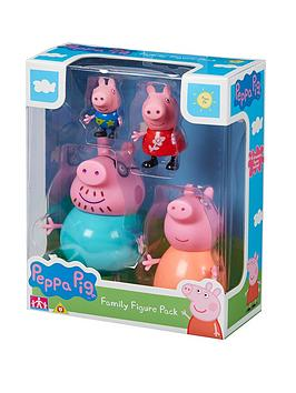 Peppa Pig Peppa Pig Peppa'S Family Figure Pack Picture
