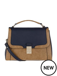 accessorize-campbell-colourblock-satchel-bag
