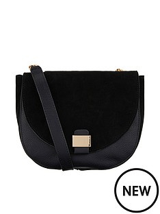 accessorize-courtney-leather-saddle-bag