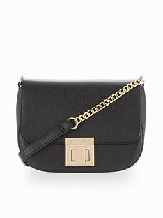 carvela-sara-saddle-bag-black