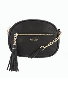 carvela-sophia-tassel-crossbody-bag-black