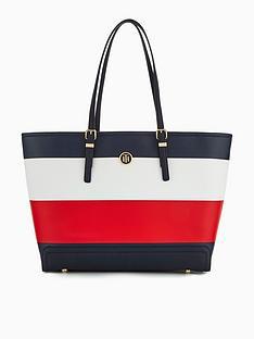 tommy-hilfiger-honey-stripe-tote-bag