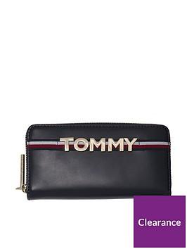tommy-hilfiger-tommy-leather-purse-navy