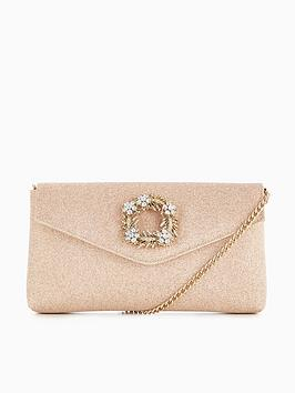 dune-london-brooch-trim-clutch-bag