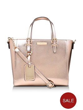 carvela-danna-winged-tote-bag-bronze