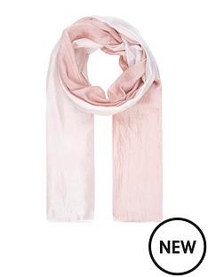 accessorize-silk-ombre-scarf-pinknbsp