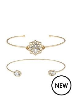 accessorize-filigree-sparkle-bracelet-cuff-pack