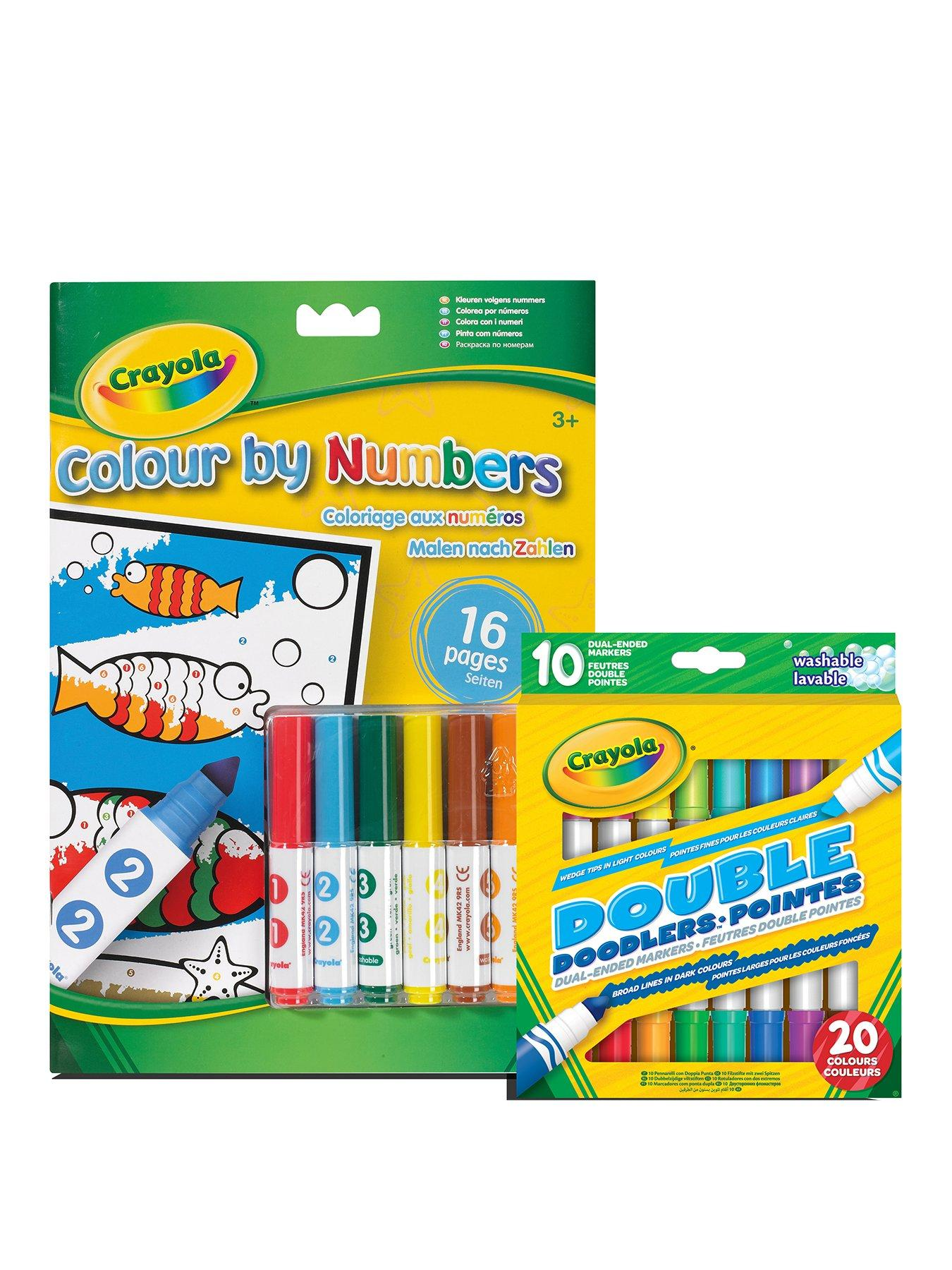 Compare prices for Crayola Double Doodles Bundle