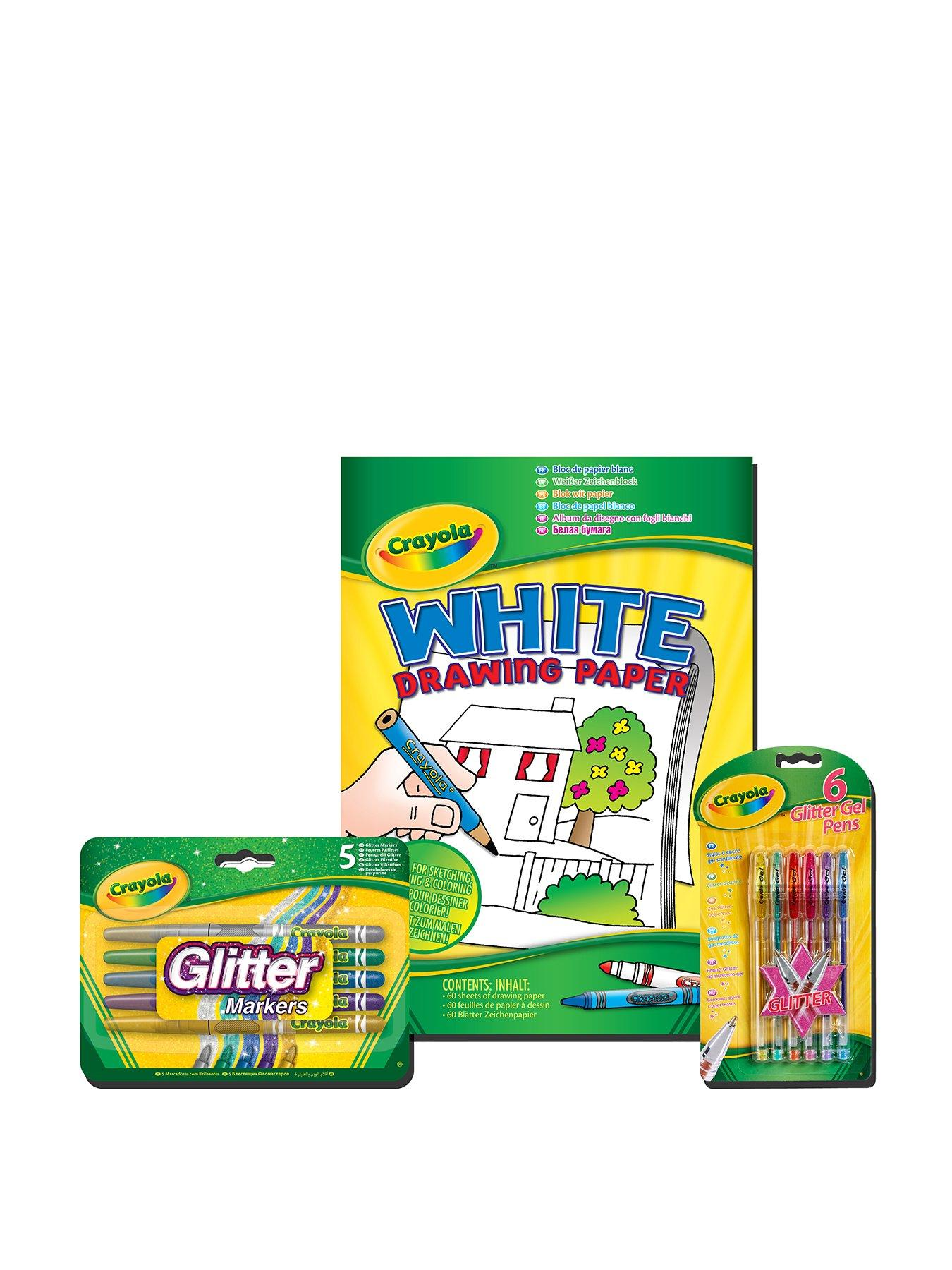 Compare prices for Crayola Glitter Bundle