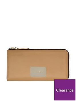calvin-klein-calvin-klein-effortless-leather-large-ziparound-purse