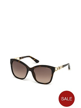 guess-logo-arm-cat-eye-sunglasses-tortoiseshell
