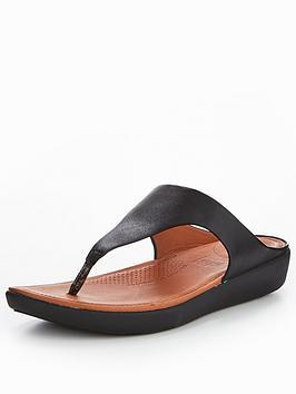 fitflop-banda-ii-toe-thong-sandal-black