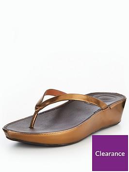 fitflop-linny-toe-thong-sandal-bronze