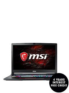 msi-ge73vr-7re-intelreg-coretrade-i7-processor-8gb-ram-1tb-hdd-amp-256gb-ssd-173-inchnbspfhdnbspwithnbspgeforce-gtx-1060-6gbnbspgraphics-gaming-laptopnbspincludes-bundle-pack
