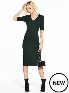 vila-veena-knit-dress