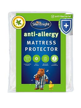 Silentnight Silentnight Anti Allergy, Anti Bacterial Mattress Protector Picture