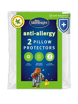 Silentnight Silentnight Anti Allergy, Anti Bacterial Pillow Protectors  ... Picture