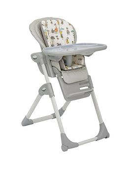 joie-mimzy-2-in-1-highchair-in-the-rain