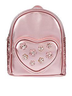 accessorize-3d-flower-glitsy-backpack