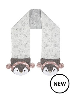accessorize-pippa-penguin-scarf