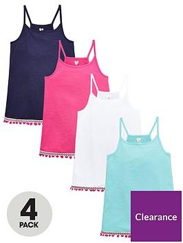 v-by-very-girls-4-pack-pom-pom-vests-multinbsp