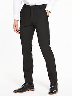 selected-homme-mylobill-wool-blend-suit-trouser-blacknbsp