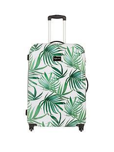 myleene-klass-myleene-klass-4-wheel-hawaiin-leaf-medium-case