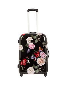 myleene-klass-myleene-klass-4-wheel-black-floral-medium-case
