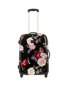 myleene-klass-myleene-klass-4-wheel-black-floral-medium-case