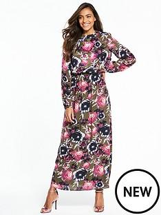 vila-astha-long-sleeve-maxi-dress