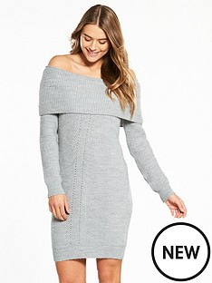miss-selfridge-bardot-knitted-dress