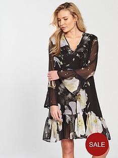 religion-admire-floral-dress-blacknbsp
