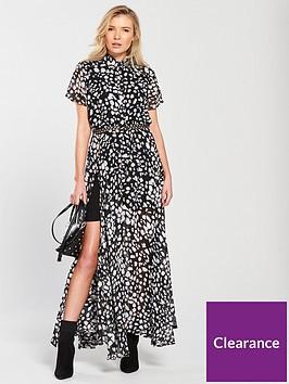 religion-decoy-printed-maxi-dress