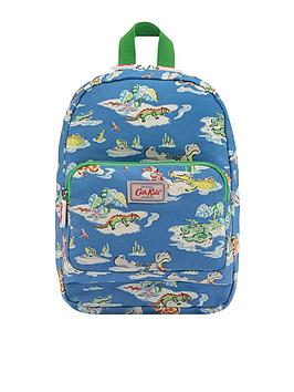 cath-kidston-hippos-amp-friends-medium-padded-backpack