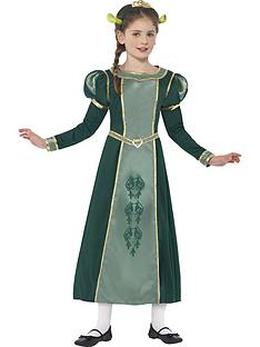 child-shrek-princess-fiona-costume