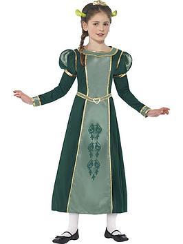 child-shrek-princess-fiona-costume