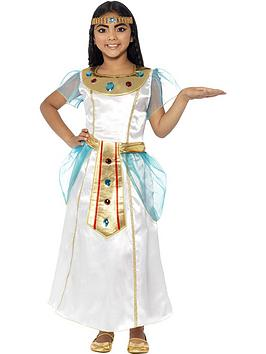 Very Child Egyptian Cleopatra Costume Picture