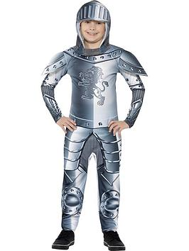 Very Child Deluxe Knight Costume Picture