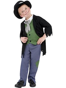 Very Child Victorian Boy Costume Picture
