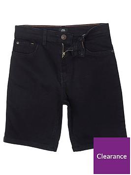 river-island-boys-black-dylan-slim-fit-denim-shorts