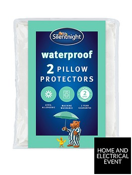 silentnight-pair-of-quilted-waterproof-pillow-protectors