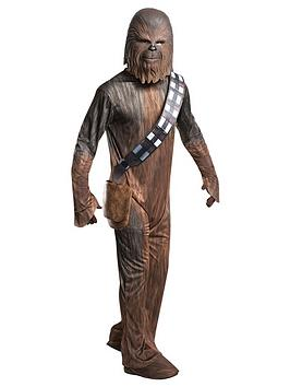Star Wars Star Wars Adult Chewbacca Costume Picture