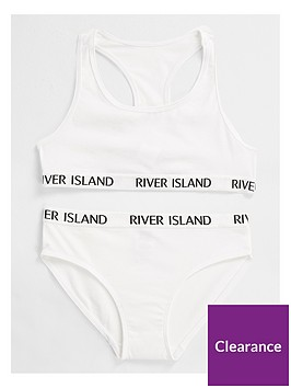 river-island-girls-white-branded-crop-top-amp-briefs