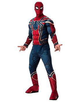 The Avengers The Avengers Avengers Infinity Wars Deluxe Adult Spider-Man Picture