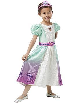 Very Nella The Princess Knight Deluxe Princess Dress Picture