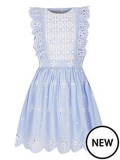 river-island-girls-blue-stripe-broderie-frill-dress