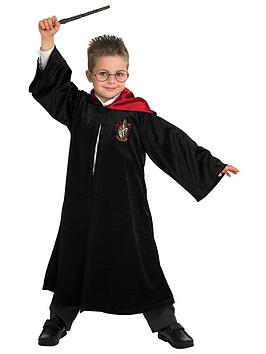 Harry Potter Harry Potter Child Deluxe Harry Potter Robe Picture